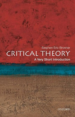Critical Theory By Bronner, Stephen Eric