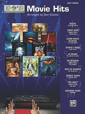 Top Movie Hits By Coates, Dan (COP)